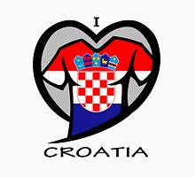 I LOVE CROATIA Unisex T-Shirt