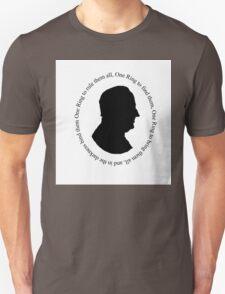 J R R Tolkien Unisex T-Shirt