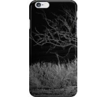 Glimpse in the Desert Night iPhone Case/Skin