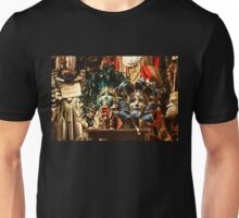 Impressions of Venice - Venetian Carnival Masks Display Unisex T-Shirt