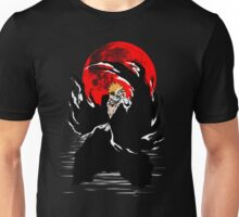 red moon bankai Unisex T-Shirt