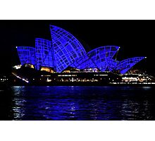 Vivid 2016 Opera House 31 Photographic Print