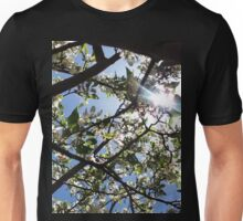 Flowers and Sun Unisex T-Shirt