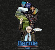 Bernie Sanders Saves the Day Tri-blend T-Shirt