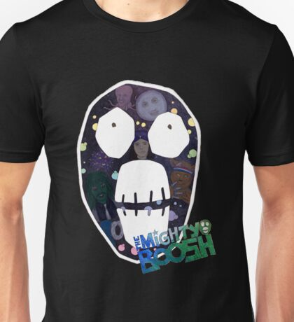 Mighty Boosh big face Unisex T-Shirt