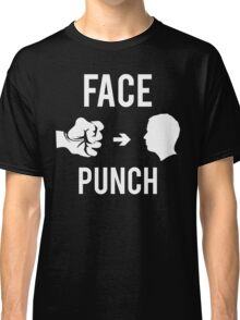 Face Punch Classic T-Shirt