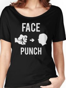 Face Punch Women's Relaxed Fit T-Shirt