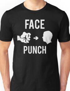 Face Punch Unisex T-Shirt
