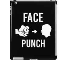 Face Punch iPad Case/Skin