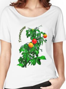 Fruit Tomatoes Women's Relaxed Fit T-Shirt