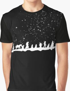 fellowship under starry sky Graphic T-Shirt