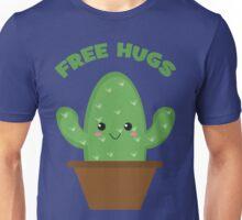Free Hugs (Cactus) Unisex T-Shirt