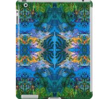 Faces in the Forest iPad Case/Skin