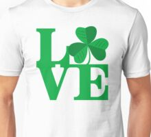 Shamrock Love Unisex T-Shirt