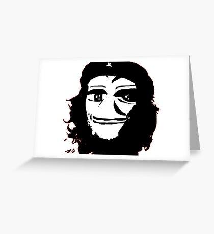 Pepe Guevara Greeting Card