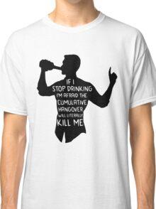 Archer - Cumulative Hangover  Classic T-Shirt