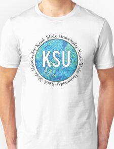 Kent State University Blue  T-Shirt