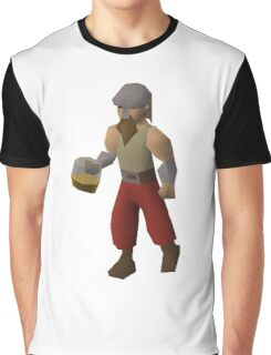 Drunken Dwarf Graphic T-Shirt