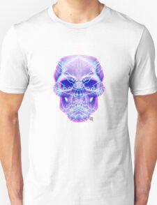 Cyber Skull 01 T-Shirt