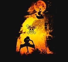 captain silhouette Unisex T-Shirt