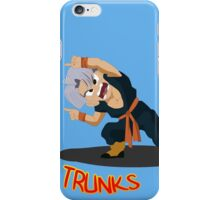 Dragon Ball Trunks Fusion iPhone Case/Skin