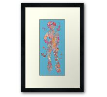 The Seventies Framed Print