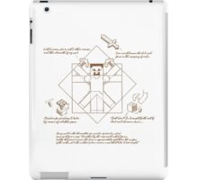 Leonardo Da Vinci Craft iPad Case/Skin