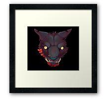 Moon Eyes Framed Print