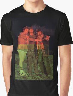 Pineapple Express Hug Graphic T-Shirt