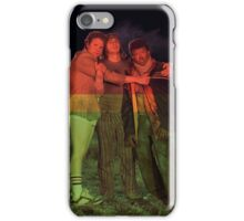 Pineapple Express Hug iPhone Case/Skin