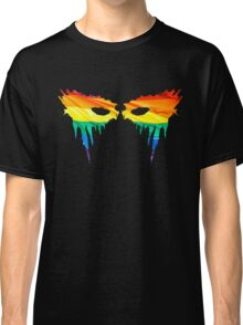 Commander Lexa Rainbow Warpaint Classic T-Shirt