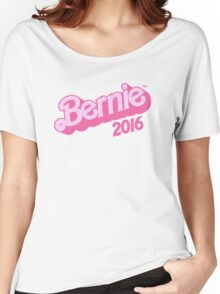 "Bernie ""Barbie"" Sanders Women's Relaxed Fit T-Shirt"