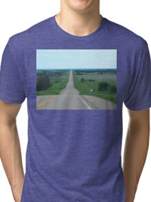 Paradise Valley,  Alberta, Canada Tri-blend T-Shirt