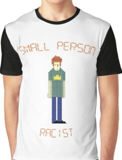 The IT Crowd – Small Person Racist Graphic T-Shirt