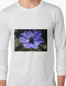 Grecian Windflower Long Sleeve T-Shirt