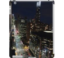Toronto @ Night iPad Case/Skin
