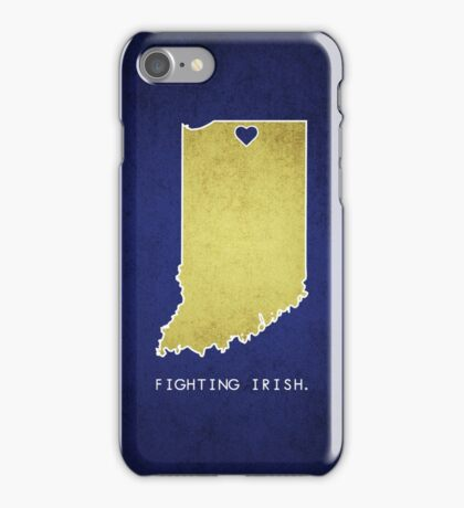 Notre Dame - Fighting Irish iPhone Case/Skin