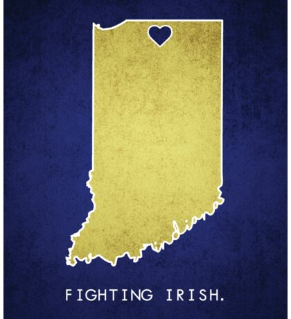 Notre Dame - Fighting Irish Sticker