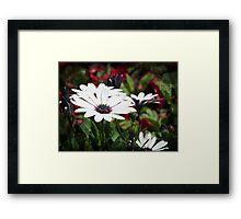 Flower Power 7 Framed Print