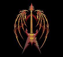 Heavy Metal by Bluesax