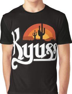Kyuss Black Widow Graphic T-Shirt