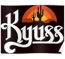 Kyuss Black Widow Poster