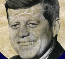 John F. Kennedy for President 1960 JFK Sticker
