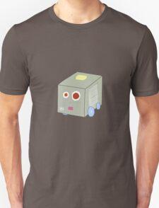 Tiny Robot Unisex T-Shirt