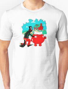 Big Bad Wolf & Kool Aid Man Unisex T-Shirt