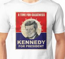 John F. Kennedy for President 1960 JFK Unisex T-Shirt