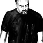 DARK COMEDIANS: Louis C.K. by Zombie Rust