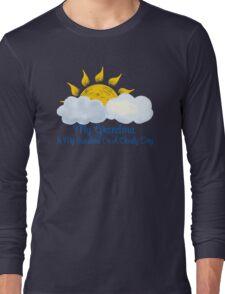 Grandma Is My Sunshine Long Sleeve T-Shirt