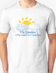 Grandma Is My Sunshine Unisex T-Shirt