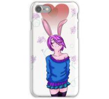 Bunny Love iPhone Case/Skin
